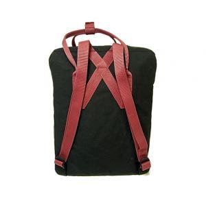 No.3 カンケン リュック (ブラックxOXレッド) 550-326 Black-Ox Red