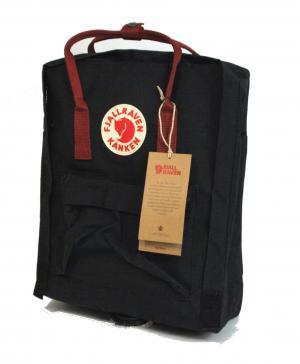 No.9 カンケン リュック (ブラックxOXレッド) 550-326 Black-Ox Red