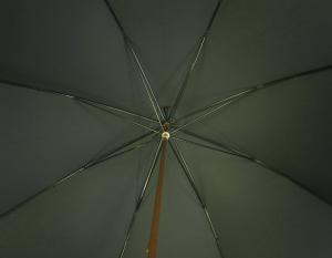 No.3 傘 かさ GENTS Brown GT19 エレファント Style アニマルヘッドハンドル