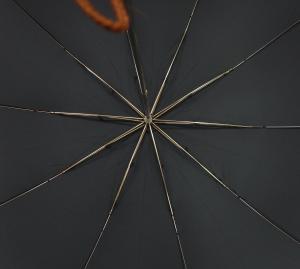 No.3 傘 折り畳み アンブレラ ネイビー TEL2 Style10本骨