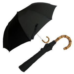 フォックスアンブレラズ 傘 折り畳み 10 Rib TEL4 Style ワンギー (竹) ハンドル