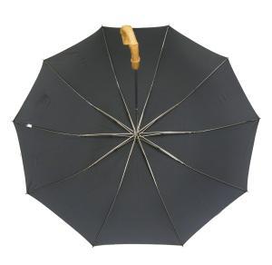 No.3 傘 折り畳み 10 Rib TEL4 Style ワンギー (竹) ハンドル