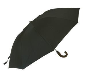 フォックスアンブレラズ 折り畳み傘 10 Rib Brown Maple Crook アンブレラ TEL5