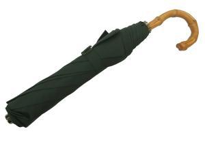 フォックスアンブレラズ 折り畳み傘 ダークグリーン 8 Rib  TELESCOPIC アンブレラ TEL12