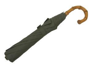 フォックスアンブレラズ 折り畳み傘 グレー 8 Rib  TELESCOPIC アンブレラ TEL12