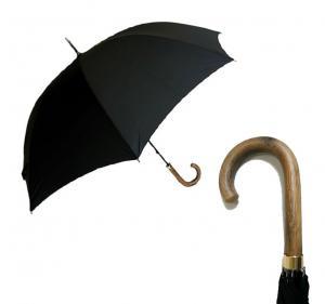 フォックスアンブレラズ <訳あり・アウトレット>傘 メンズ アンブレラ GM1 Style ハードウッドハンドル