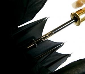 No.4 <訳あり・アウトレット>傘 メンズ アンブレラ GM1 Style ハードウッドハンドル