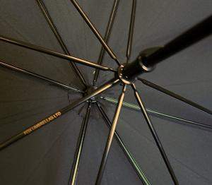 No.4 傘 かさ メンズ アンブレラ GM3 Style ワンギー (竹) ハンドル