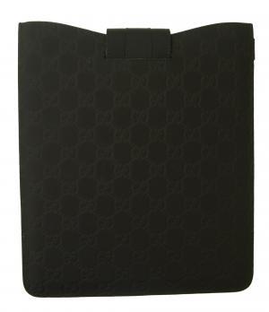 No.2 iPadケース  グッチシマラバー  (ブラック)