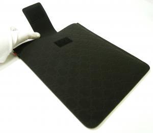 No.4 iPadケース  グッチシマラバー  (ブラック)