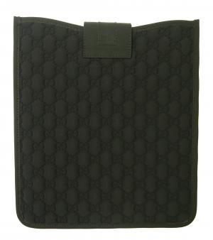 No.2 iPadケース  ネオプレンGG   (ブラック)
