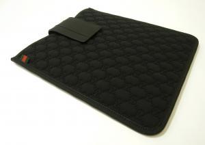 No.3 iPadケース  ネオプレンGG   (ブラック)