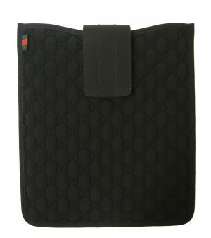 No.8 iPad ケース  GG柄 ネオプレン ブラック