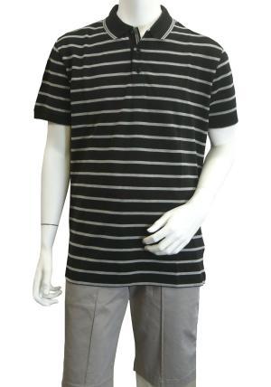 ヒューゴ・ボス ポロシャツ ボスグリーン メンズ Paddy1 ゴルフ用 (ブラック)