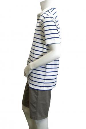 No.2 ポロシャツ ボスグリーン メンズ Paddy1 ゴルフ用 (ホワイト)
