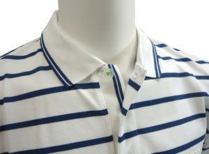 No.6 ポロシャツ ボスグリーン メンズ Paddy1 ゴルフ用 (ホワイト)