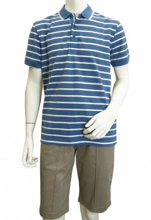ヒューゴ・ボス ポロシャツ ボスグリーン メンズ Paddy1 ゴルフ用 (ブルー)