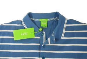 No.6 ポロシャツ ボスグリーン メンズ Paddy1 ゴルフ用 (ブルー)