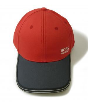 No.2 キャップ 帽子 メンズ ボスグリーン ゴルフ (レッド)