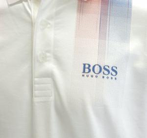 No.3 ポロシャツ ボスグリーン メンズ Sサイズ Paddy Pro5 ゴルフ用
