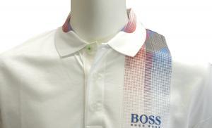 No.4 ポロシャツ ボスグリーン メンズ Sサイズ Paddy Pro5 ゴルフ用