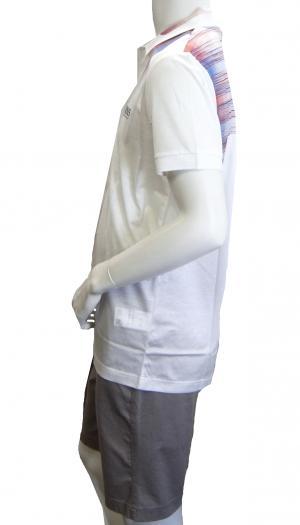 No.5 ポロシャツ ボスグリーン メンズ Sサイズ Paddy Pro5 ゴルフ用