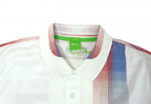 No.7 ポロシャツ ボスグリーン メンズ Sサイズ Paddy Pro5 ゴルフ用
