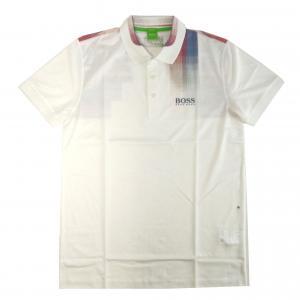 No.8 ポロシャツ ボスグリーン メンズ Sサイズ Paddy Pro5 ゴルフ用