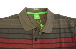 No.2 ポロシャツ ボスグリーン メンズ Paddy Pro1 ゴルフ用 Sサイズ(レッド)