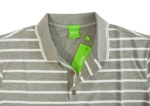 No.6 ポロシャツ ボスグリーン メンズ Paddy1 ゴルフ用 (グレー)