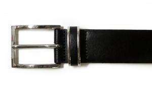 No.6 ベルト メンズ ビジネス フォーマル FROPPIN 80cm(ブラック)