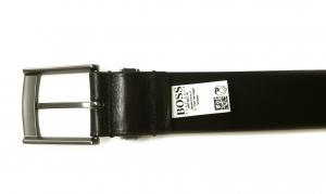 No.4 ベルト メンズ 85cm SALVO (ブラック)