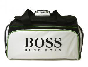 ヒューゴ・ボス スポーツバッグ ボストンバッグ ゴルフ  旅行 ウィークエンダー