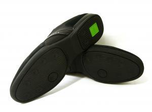 No.5 スニーカー  靴 シューズ キャンバス レザー 45(日本サイズ約27.5cm) BOSS GREEN SPACIT(ブラック)