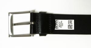 No.4 ベルト メンズ CONNIO(ブラック)