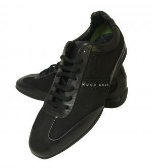 ヒューゴ・ボス スニーカー  靴 シューズ  BOSS GREEN Space Select(ブラック)