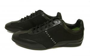 No.3 スニーカー  靴 シューズ  BOSS GREEN Space Select(ブラック)