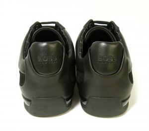 No.4 スニーカー  靴 シューズ  BOSS GREEN Space Select(ブラック)