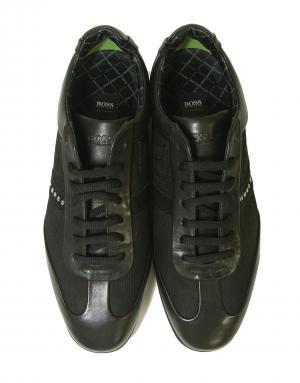 No.5 スニーカー  靴 シューズ  BOSS GREEN Space Select(ブラック)