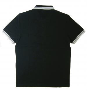 No.2 ポロシャツ メンズ PADDY ゴルフ用(ブラック)