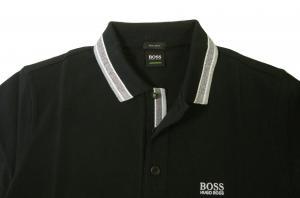No.4 ポロシャツ メンズ PADDY ゴルフ用(ブラック)
