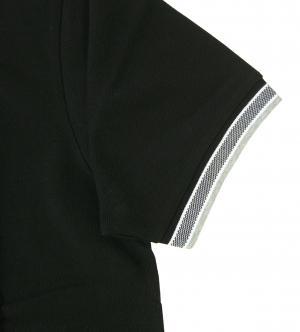 No.5 ポロシャツ メンズ PADDY ゴルフ用(ブラック)