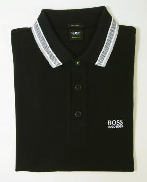 No.7 ポロシャツ メンズ PADDY ゴルフ用(ブラック)