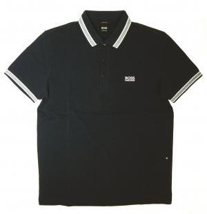 ヒューゴ・ボス ポロシャツ メンズ PADDY ゴルフ用(ダークブルー)