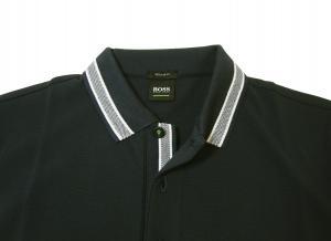 No.3 ポロシャツ メンズ PADDY ゴルフ用(ダークブルー)