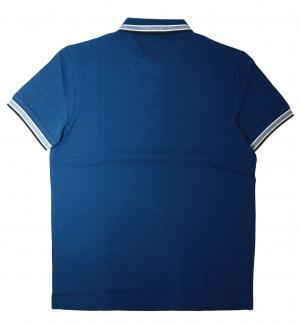 No.2 ポロシャツ メンズ PADDY ゴルフ用(ブルー)