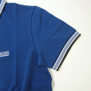 No.4 ポロシャツ メンズ PADDY ゴルフ用(ブルー)
