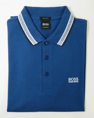 No.7 ポロシャツ メンズ PADDY ゴルフ用(ブルー)