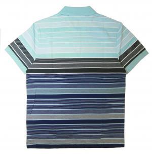 No.2 ポロシャツ メンズ PADDY 3 ゴルフ用(ダークブルー)