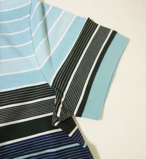 No.4 ポロシャツ メンズ PADDY 3 ゴルフ用(ダークブルー)